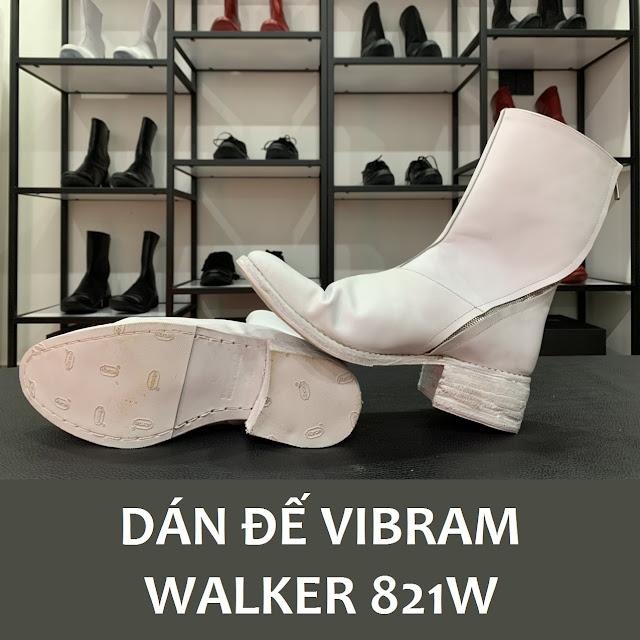 Walker 821W được dán đế Vibram soles Protector