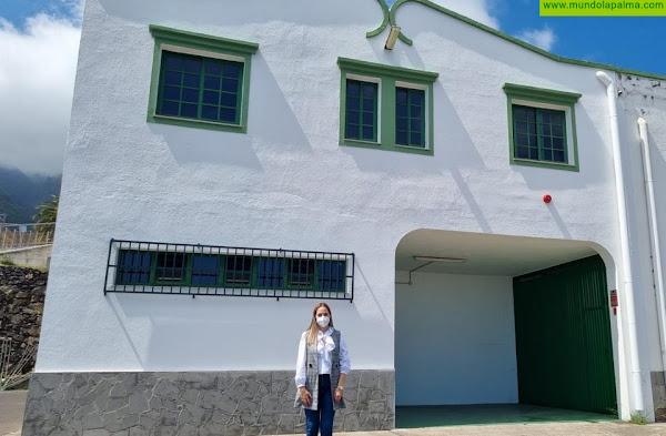 El Cabildo cede el antiguo secadero de tabaco para albergar a la EIRIF