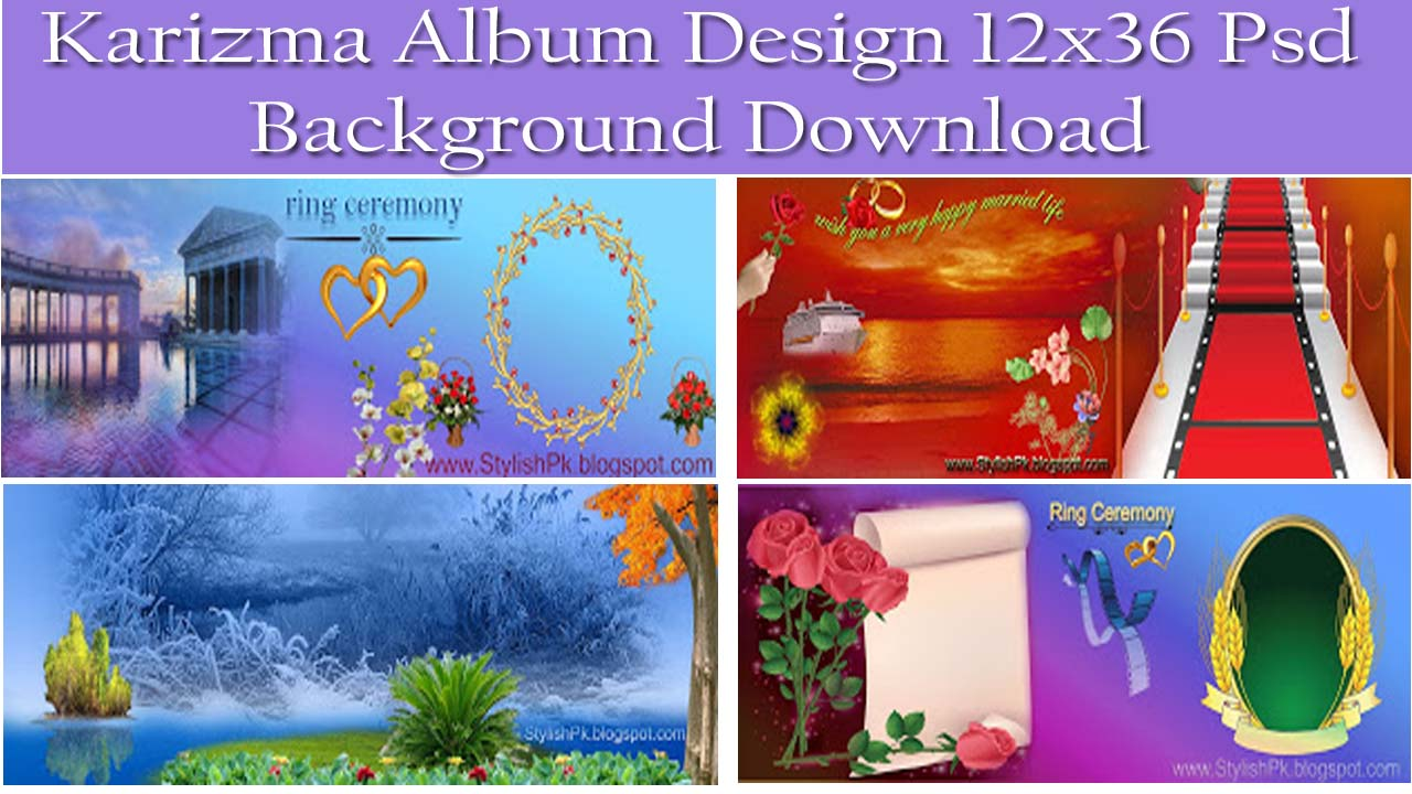 Permalink to 25 Latest Wedding Album Design 12×36 Psd Templates