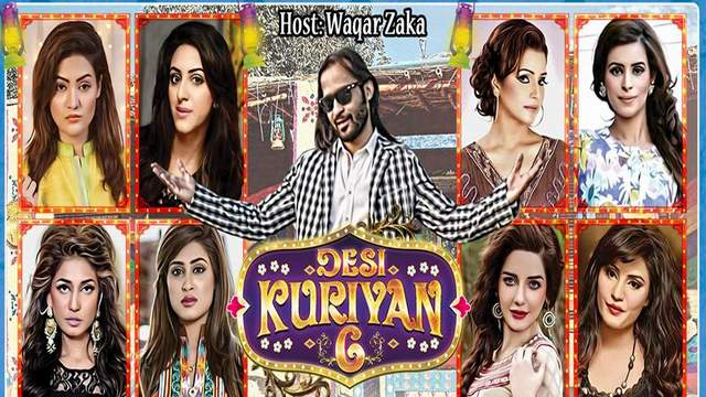 Desi Kuriyan Season 6 Grand Finale - 15th May 2016 - video ...