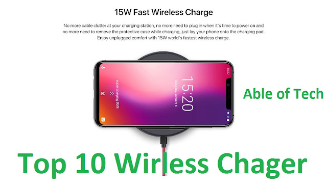 Top 10 wireless charger for multiple devices (Smartphone etc.)