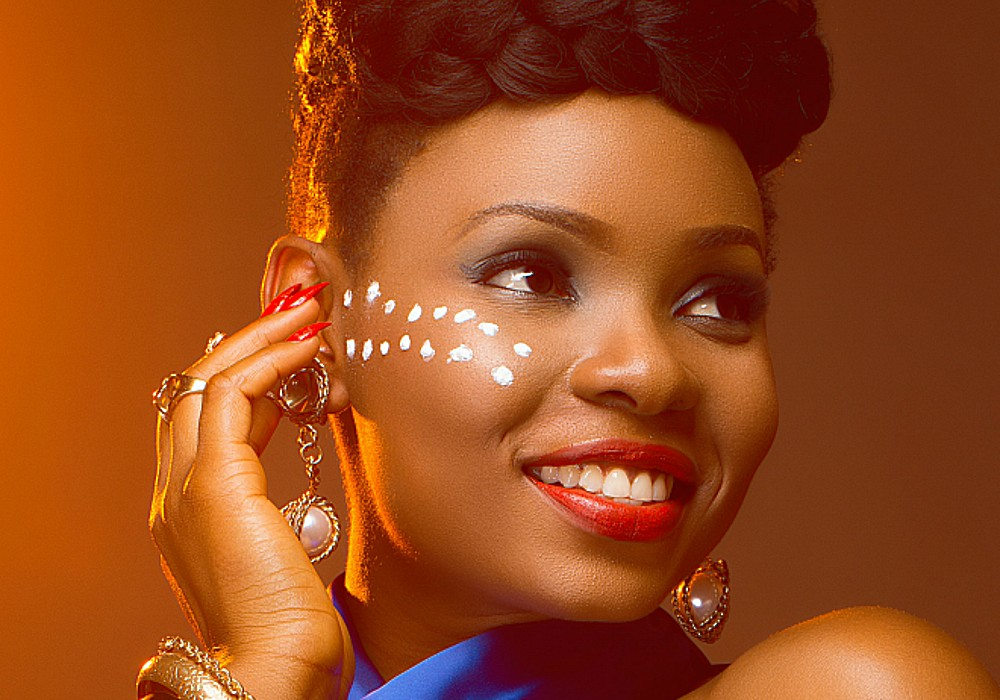 """Giant Of Africa With Mouth"" – Yemi Alade"