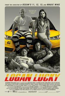 Logan Lucky 2017 Dual Audio Hindi 480p