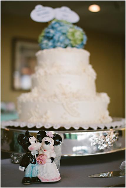 Disney Wedding Inspiration: At-Home Disney Wedding - Bethanee and Benjamin