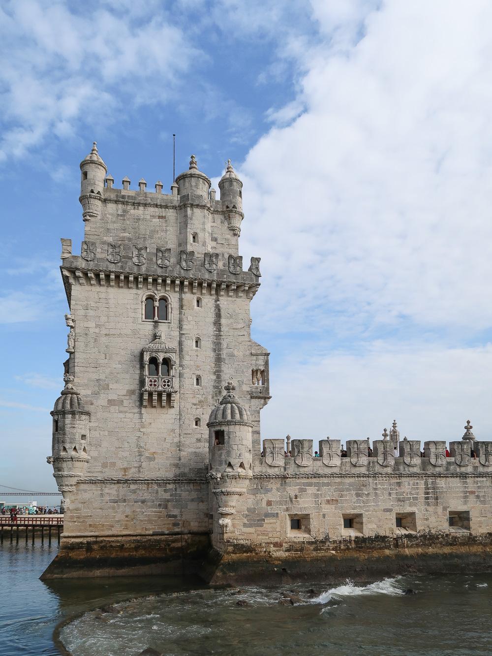 Urlaub-in-Lissabon-Reiseblogger-Influencer-Andrea-Funk-andysparkles-Torre-de-Belem