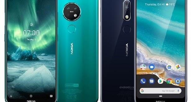 Nokia 7.2 Vs Nokia 7.1 Specs Comparison