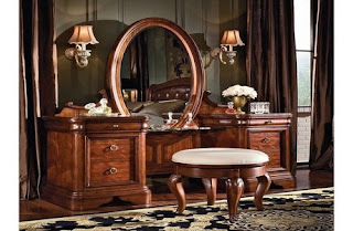 meja rias elegant mewah