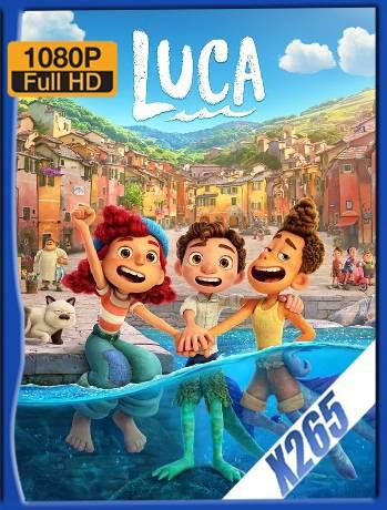 Luca (2021) WEB-DL 1080p x265 Latino [GoogleDrive] Ivan092