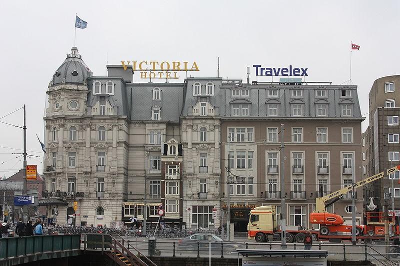 Amsterdam Hotel Film