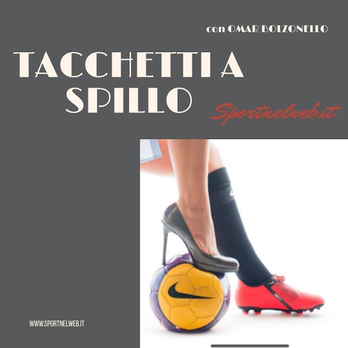 RUBRICHE - Tacchetti a spillo del 27-01-2020