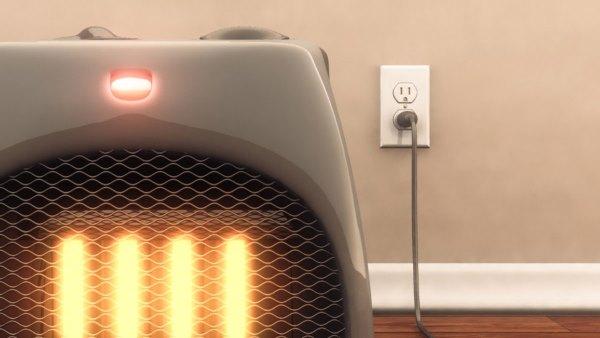 كيفية إستخدام المدفأة الكهربائية وتجنب مخاطرها؟