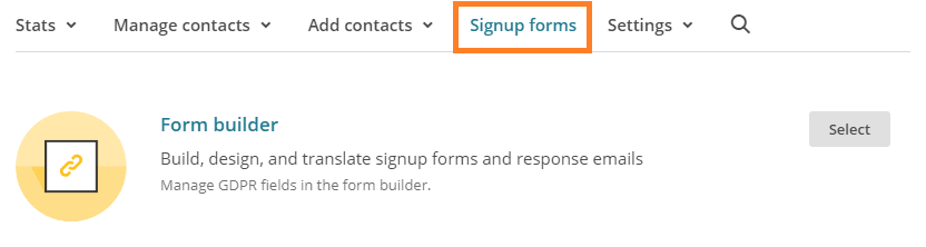04-signup-forms-mailchimp