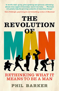 The Revolution of Man by Phil Barker book cover