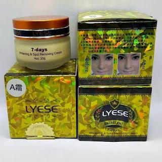 Cream Lyese Ecer Satuan Original