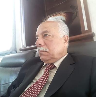 في الذكرى السابعة عشر لاحتلال العراق  الشيخ احمد الغانم الامين العام لمجلس شيوخ عشائر العراق في حوار خاص