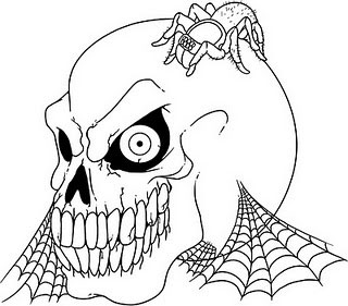 minion coloring pages halloween goblin - photo#6
