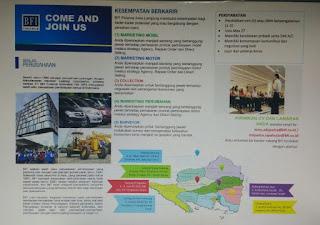 PT. BFI FINANCE INDONESIA, Tbk