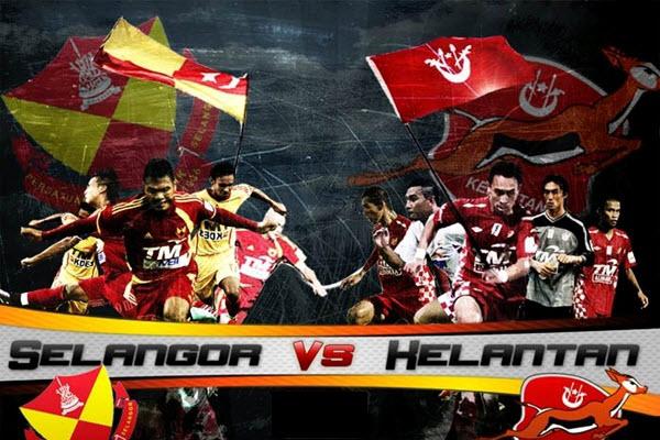 Live Streaming Selangor Vs Kelantan Liga Super 22 Julai 2017