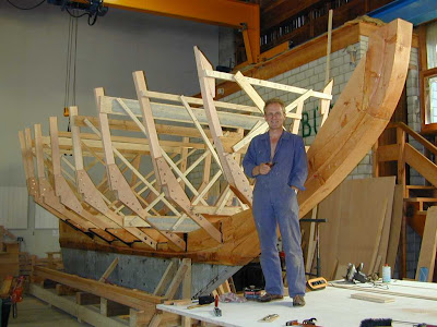 sailing grizzly bear der bau 2001 bis 2005. Black Bedroom Furniture Sets. Home Design Ideas