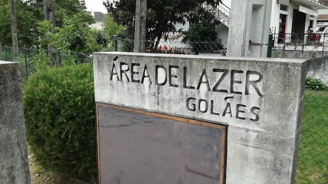 àrea de Lazer - Golães