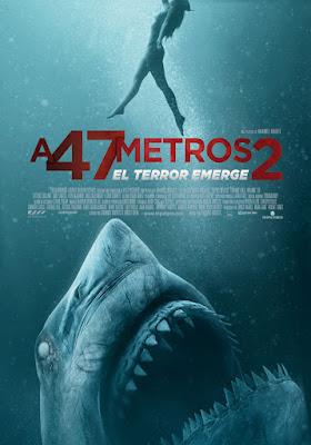 Terror a 47 Metros 2 – Una cinta para adolescentes