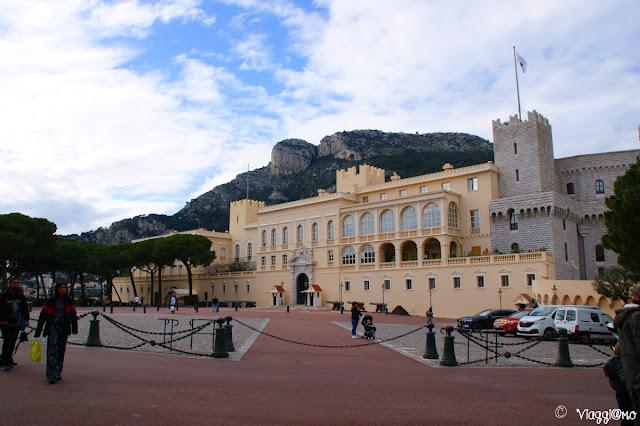 Palazzo dei Principi alla Rocca di Monaco