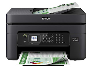 Epson WorkForce WF-2830 Drivers Download, Review, Price