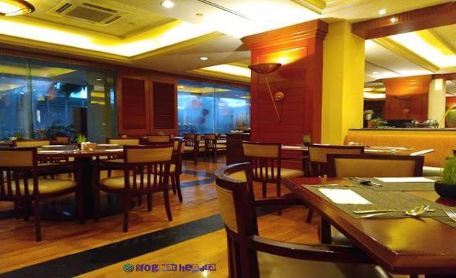 Sarapan di Hotel Aryaduta Jakarta