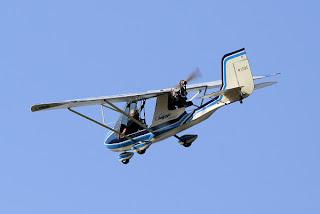 Challenger SSL Special en vuelo