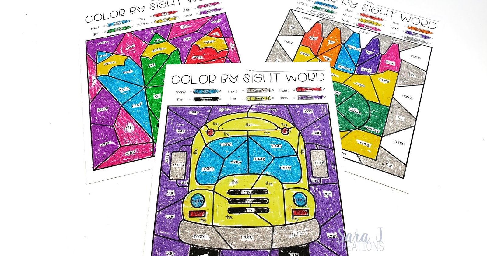Editable Back to School color by sight word FREEBIE!!!! This is exactly what you need to make practicing sight words fun and meaningful for your students. You can easily differentiate for each student with a few quick clicks. No matter what sight words your students are working on, you can create personalized coloring worksheets in a snap!
