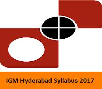 IGM Hyderabad Syllabus