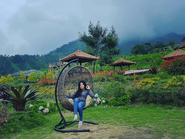 Merapi Garden Boyolali