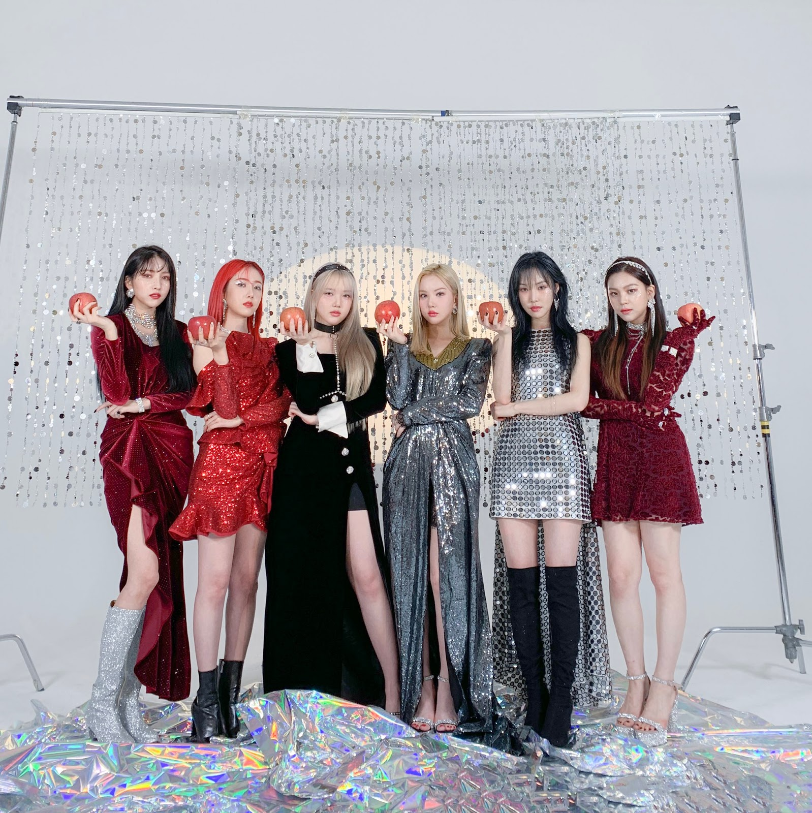 GFRIEND 回:Song of the Sirens