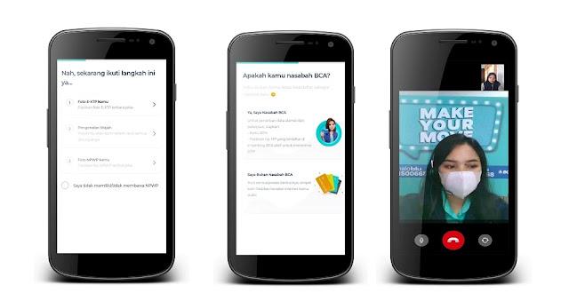 Aktivasi rekening aplikasi blu by BCA Digital dengan cepat dan mudah