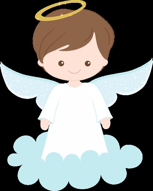 Festas Personalizados Anjos