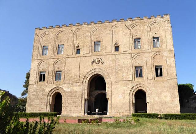 Palazzo Zisa Palermo