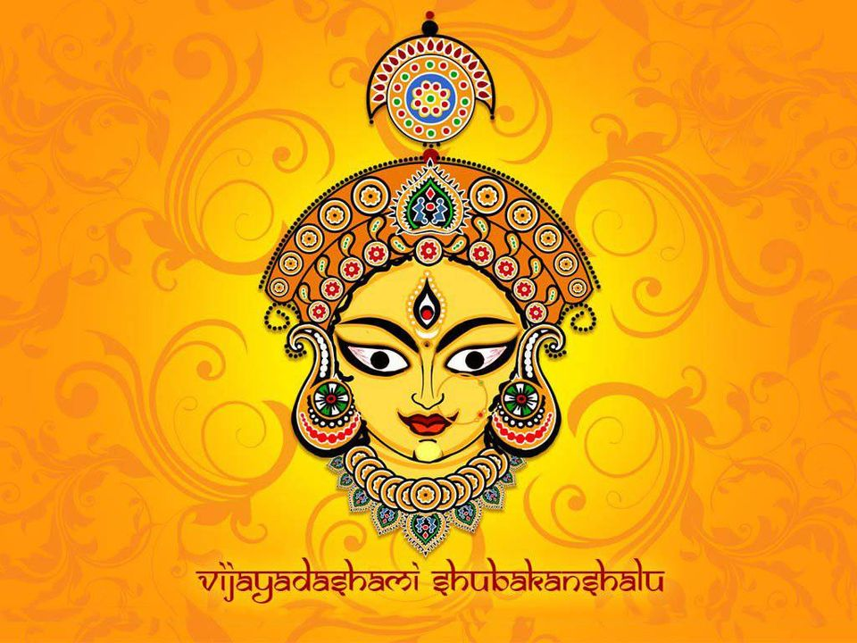 Vijayadashami Wishes Unique Image