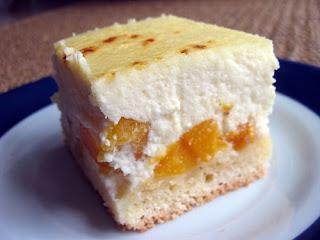 mamusiowe sekrety, sernik, sernik z brzoskwiniami, sernik na święta, ciasto na święta