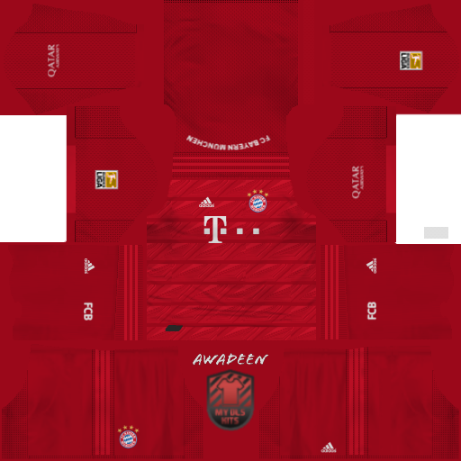 Bayern Munich 2019 2020 Kits Dream League Soccer Kits