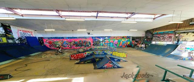 skatepark cahors
