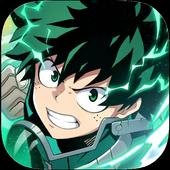 تحميل My Hero Academia: The Strongest Hero Anime RPG للأندرويد XAPK