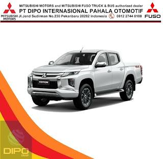 Paket Kredit Mitsubishi New Triton Terbaru di Pekanbaru Riau
