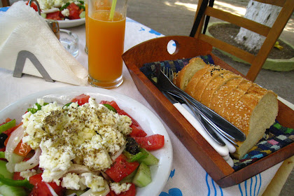 Tradycyjna Kuchnia Grecka