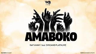 Audio| Rayvanny Ft Diamond Platnumz - Amaboko | Download Mp3