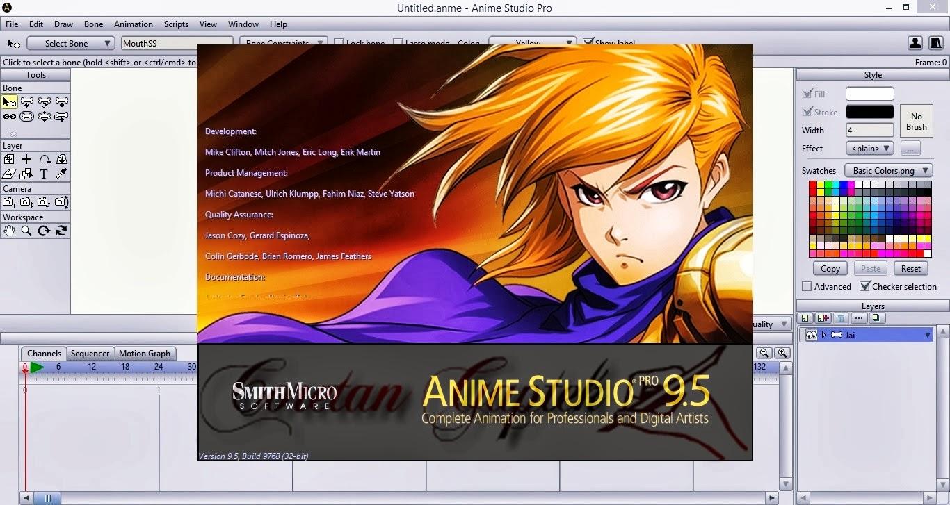 Anime studio pro 11 где скачать.