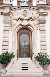 Palace Zuccari - citytrip Rome