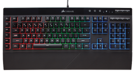 Corsair Launched The K55 RGB Gaming Keyboard In India ~ Computer systems And Extra