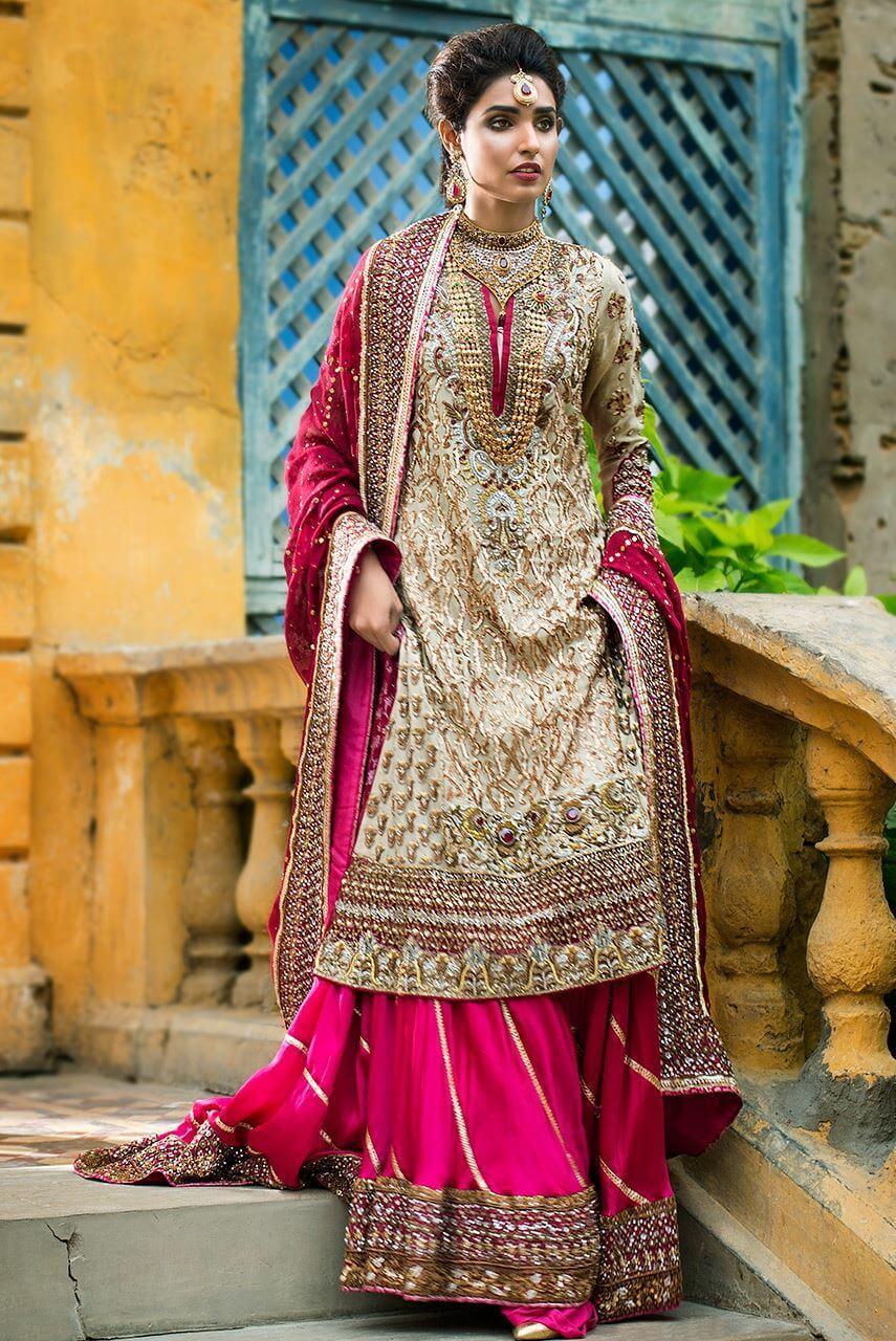 Ayesha Ibrahim Mehndi Outfits UK