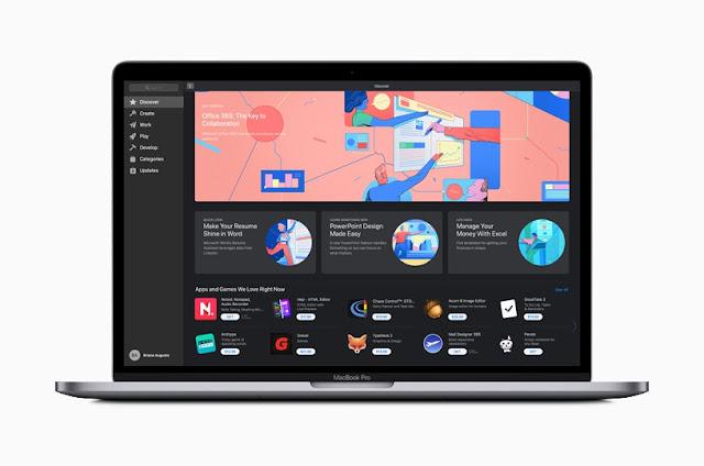 Anda sekarang dapat mendownload Microsoft Office di Mac App Store