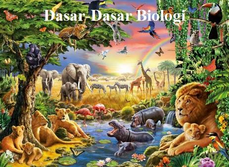 BIOLOGI SMA (Pengertian+Cabang+Peranan+Bahaya+Tingkat Organisasi Kehidupan Biologi)